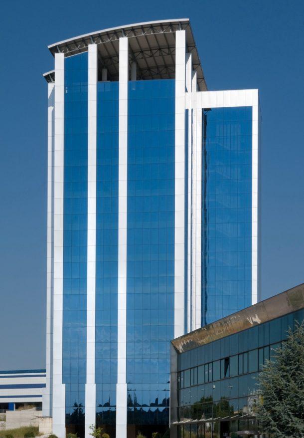 L'uso in architettura del Il nastro biadesivo 3M VHB