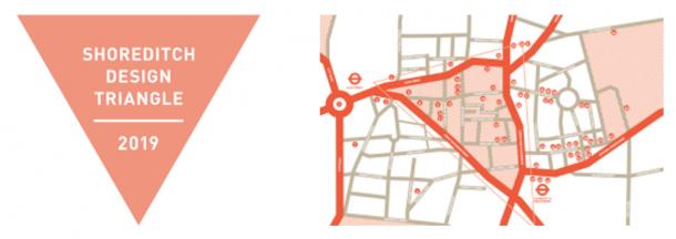 Shoreditch Design Triangle. London Design Festival 2019 2019