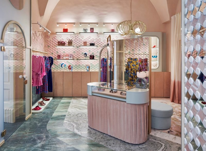 The Pink Closet by Cristina Celestino