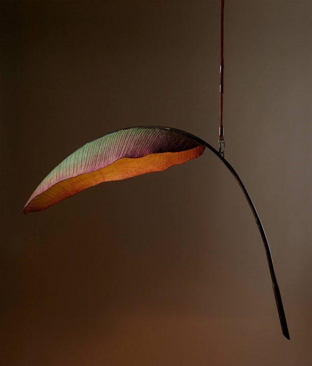 lampade ispirate alla natura