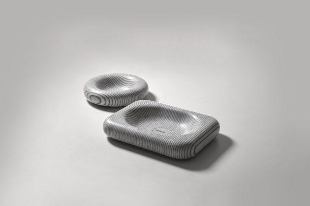 I Gessati di antoniolupi. Design, Gum design