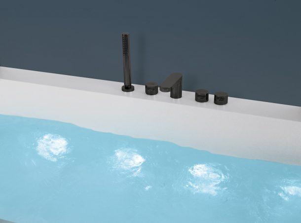La vasca idromassaggio Rio di Hafro Geromin-