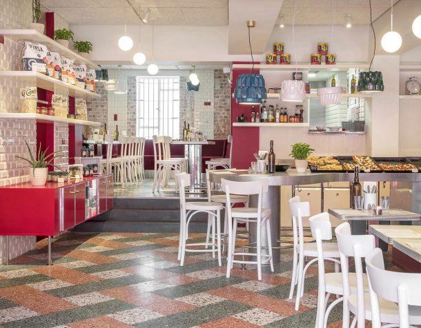 ristoranti design Londra