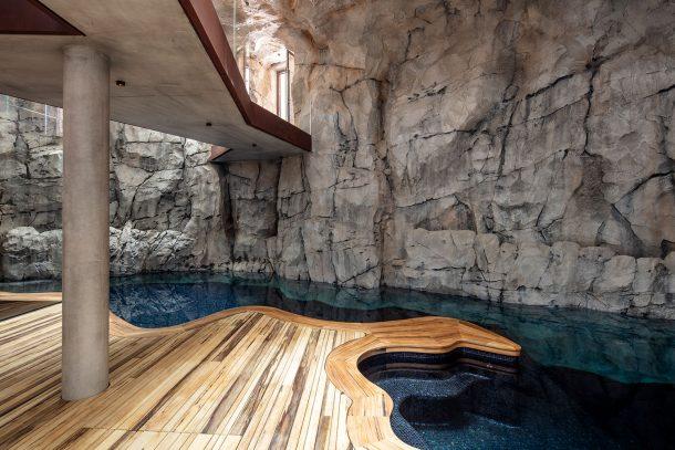 Villa Troglodyte a Monaco