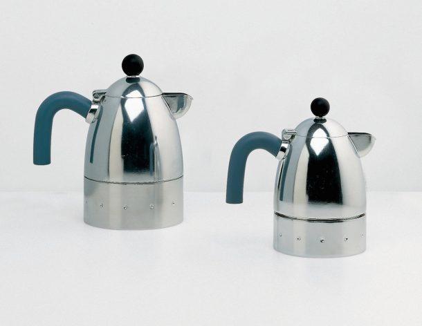 caffettiere di design alessi