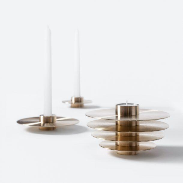 portacandele di design Orb di Noom