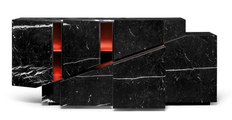 Arredi di design in marmo
