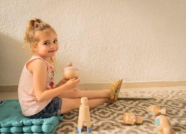 bambole terapeutiche yaara nusboim