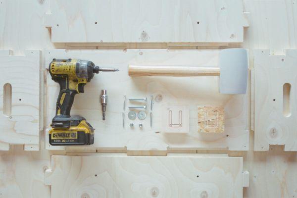 Il sistema di costruzione U-Build