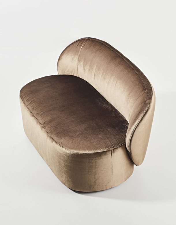 Loveseat di design - Liu Jo living