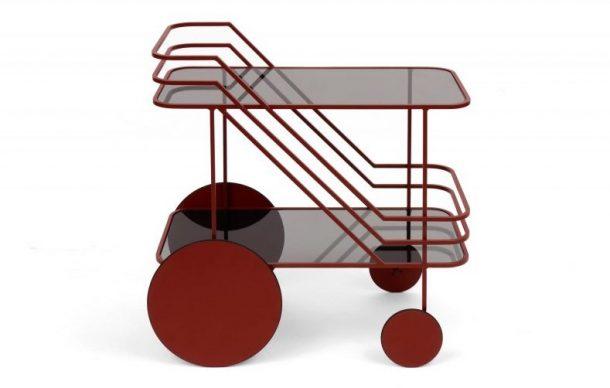 carrelli bar di design