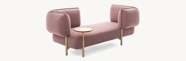 loveseat di design