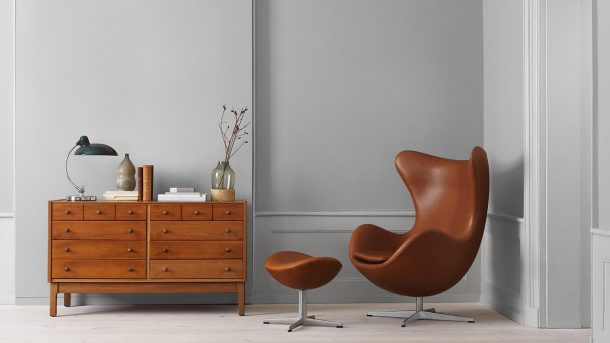 poltrone iconiche design scandinavo