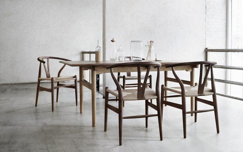 sedie iconiche design scandinavo