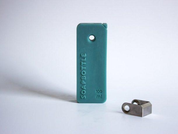 Soapbottle, la bottiglia di sapone che si biodegradabili