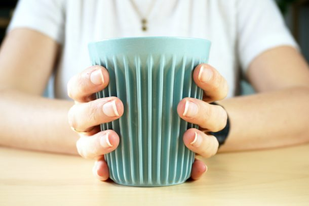 Isolator cup: la tazza isolante