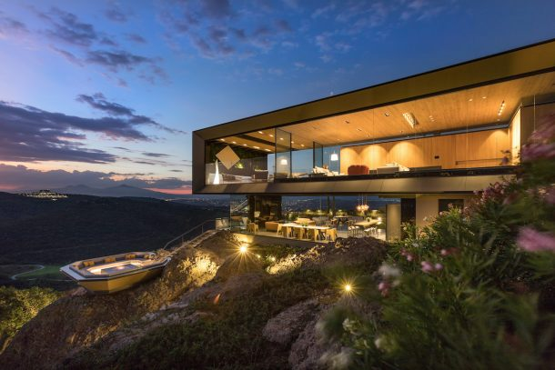 Casa la Roca di RRZ Arquitectos