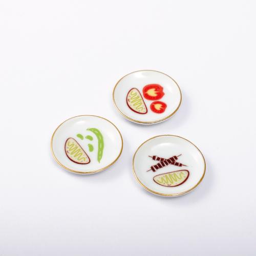 Porcellane della collezione MICROTIPICI