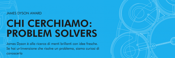 Concorsi di design. James Dyson Award