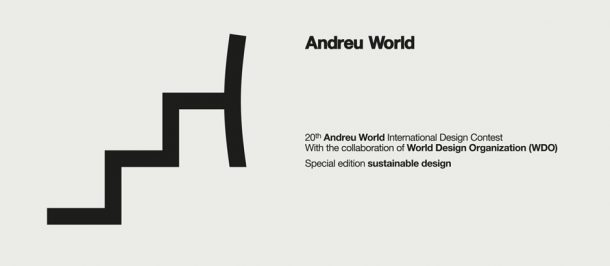 Concorsi di design. Andreu World design Award