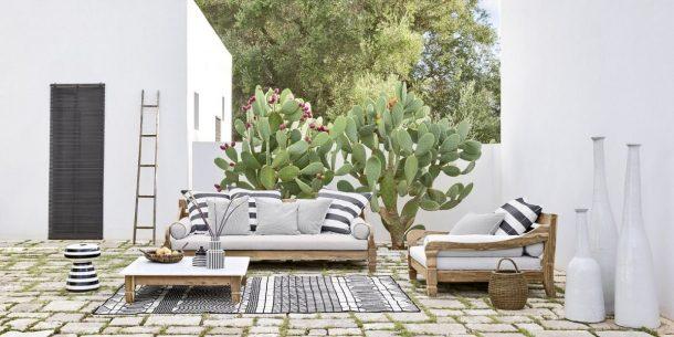 poltrone outdoor di design