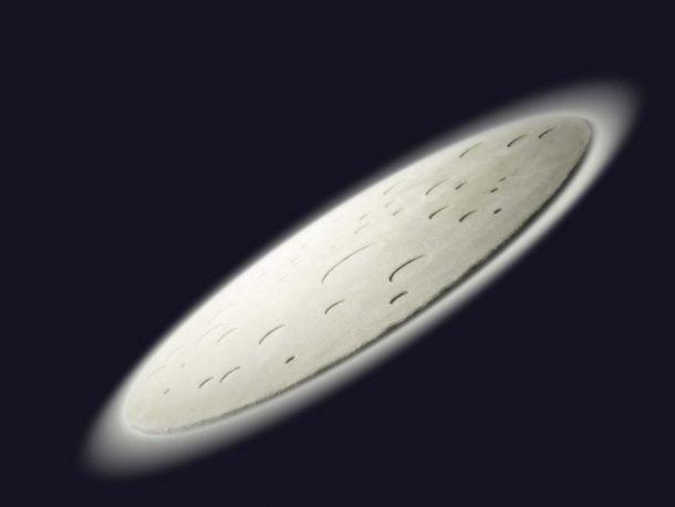 design ispirato allo spazio