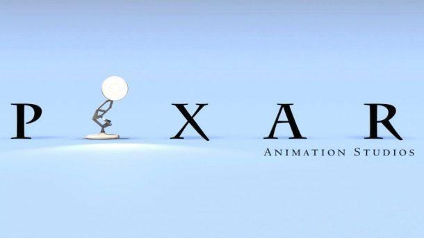 logo Pixar con lampada Luxo