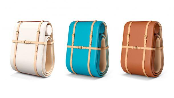 Gli Objets Nomades di Louis Vuitton