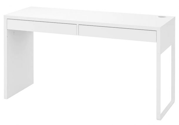 Scrittoi di design: Micke di Ikea