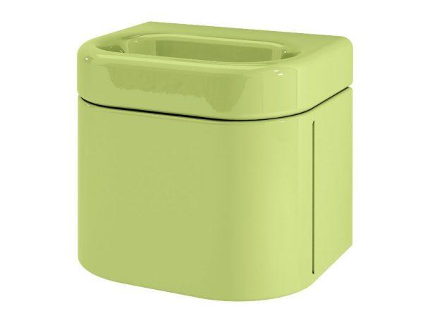 arredo bagno colorato
