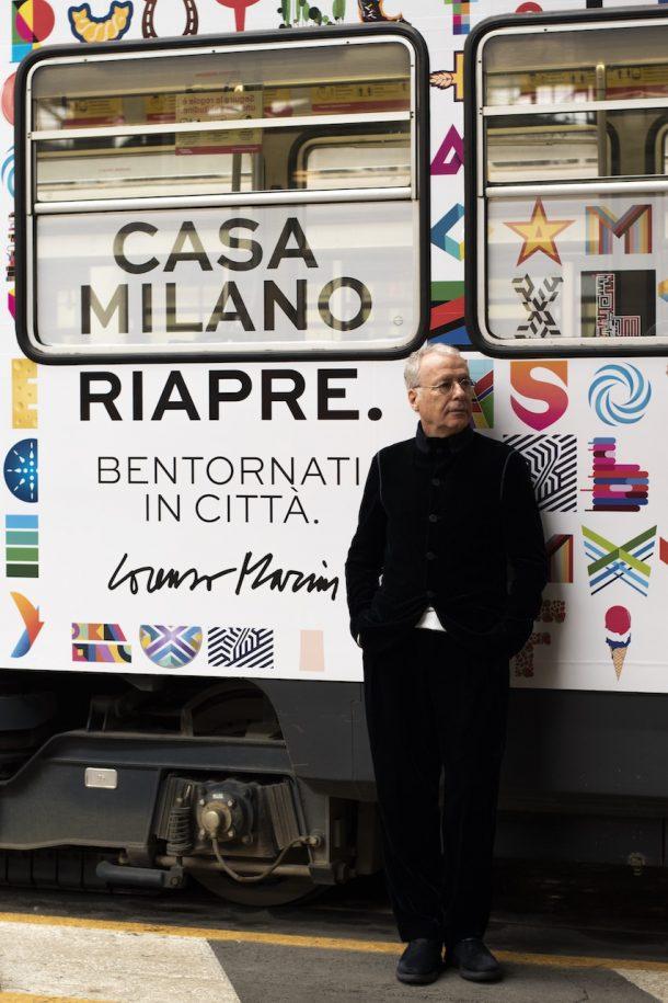 Casa Milano Riapre. Lorenzo Marini
