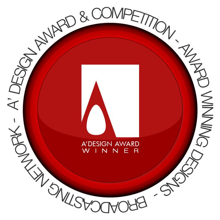 A' design award logo