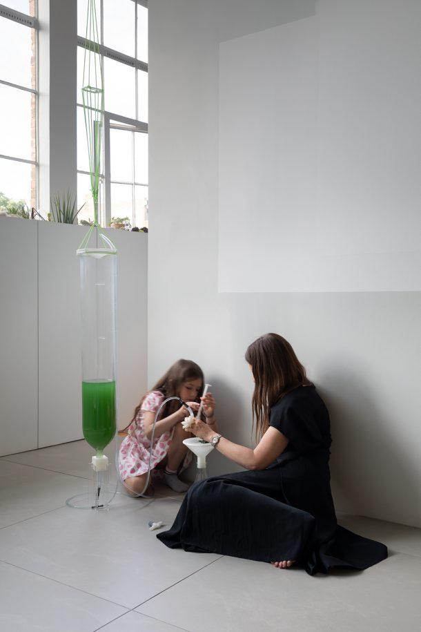 BioBombola, un kit per coltivare in casa le alghe Spirulina