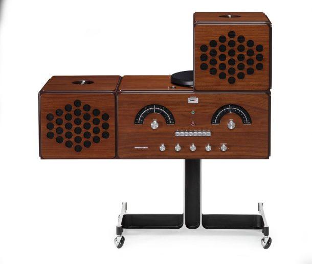 Brionvega, Radiofonografo PRIMO