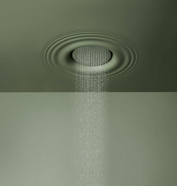 soffioni doccia a scomparsa totale di antoniolupi