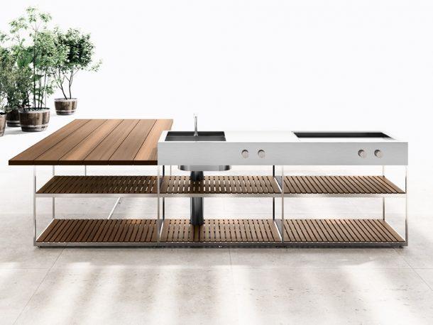 cucine outdoor di design