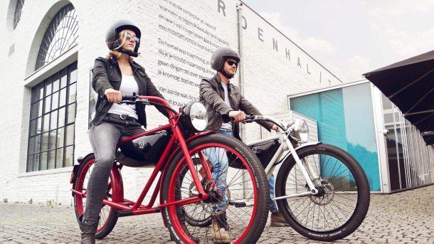 Moto elettrica Meijs Motorman