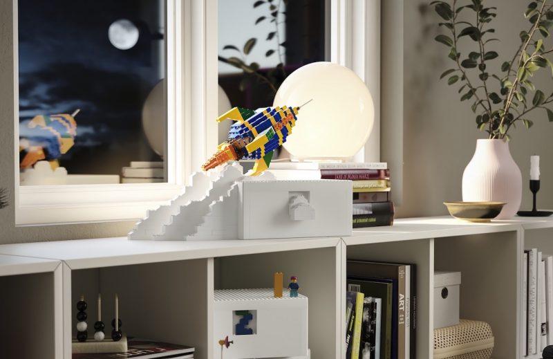 Il nuovo Bygglek box di Lego e Ikea