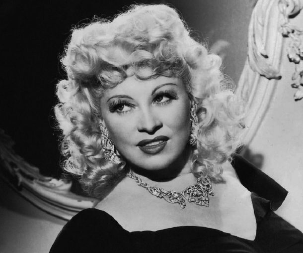 Mae West, ispiratrice del divano Bocca di Gufram