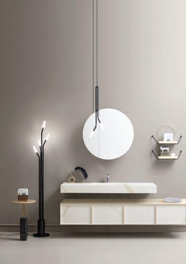 Lampade per il bagno di Cerasa