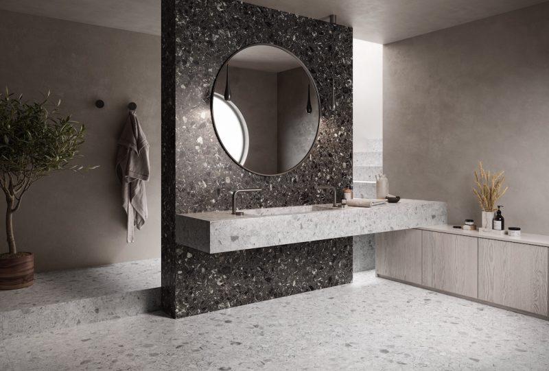 Il Grès porcellanato per il bagno di Casalgrande Padana
