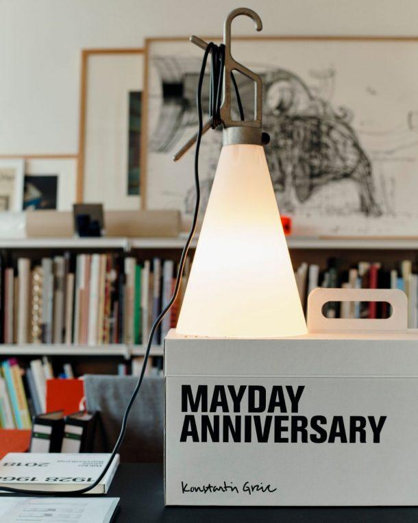 Mayday di Konstantin Grcic