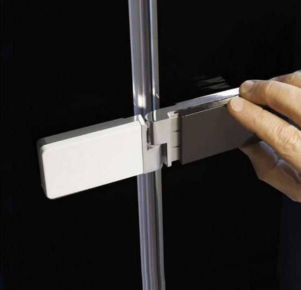 Le cabina doccia senza profilo Cover M di Relax
