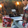 Il laptop Samsung Galaxy Book S