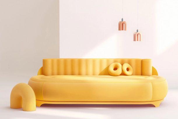 divano massaggiante