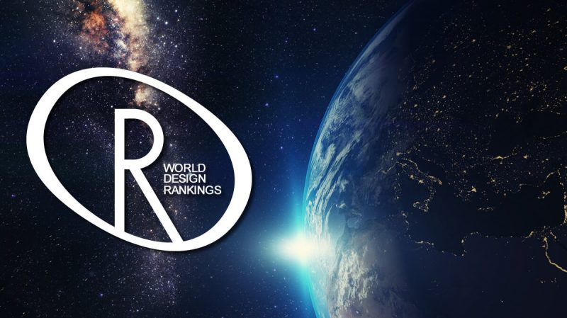 World Design Rankings del Design