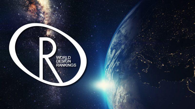 World Design Rankings del Design