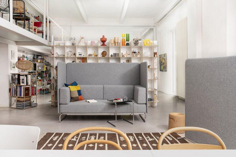 divani di design per i lavoratori digitali