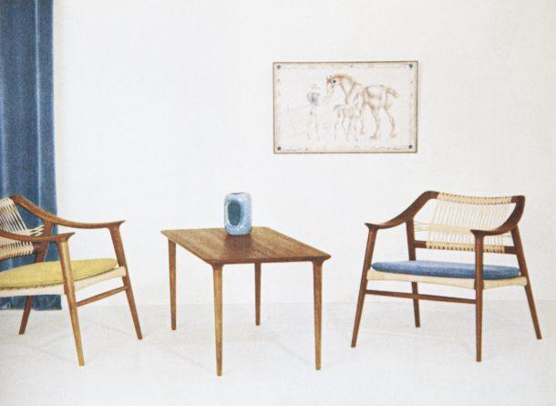 Bambi Lounge Chair di Fjordfiesta
