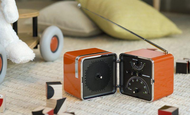 Radio Cubo di Brionvega
